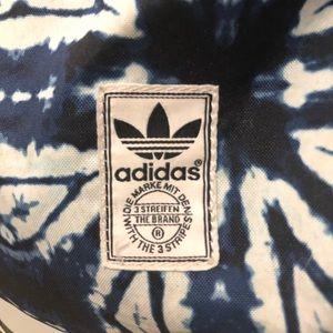 Adidas backpack tie dye